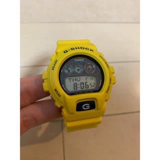 ジーショック(G-SHOCK)のG-SHOCK G-6900A タフソーラー 黄イエロー バックライト確認済(腕時計(デジタル))