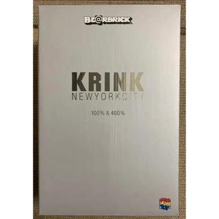 KRINK ベアブリック BE@RBRICK 100% & 400%(フィギュア)