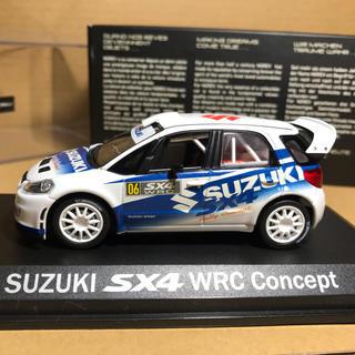 スズキ(スズキ)のノレブ 1/43 スズキ SX4 WRC コンセプト ラリーカー ミニカー(ミニカー)