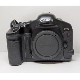 キヤノン(Canon)のcanon eos1v フィルムカメラ ボディ(フィルムカメラ)