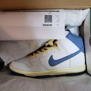 ナイキ(NIKE)のATLAS DUNK high nike sb 26cm(スニーカー)