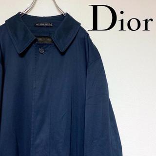 クリスチャンディオール(Christian Dior)の【ヴィンテージ】Christian Dior ライナー付ステンカラーコート(ステンカラーコート)
