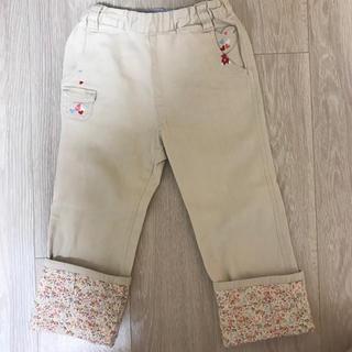 ファミリア(familiar)の美品 ファミリア familiar 110 リアちゃん 長ズボン パンツ(パンツ/スパッツ)