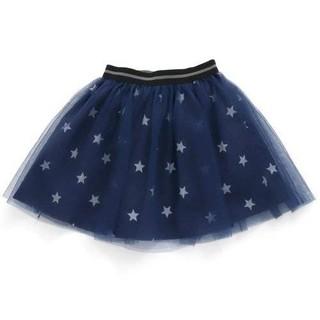 ブリーズ(BREEZE)の新品 BREEZE 星柄チュールスカート(スカート)