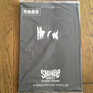 シャイニー(SHINee)のSHINee シャイニー ファンクラブ会報 vol.16(K-POP/アジア)