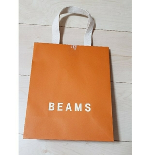 ビームス(BEAMS)のBEAMS ショップ紙袋(ショップ袋)