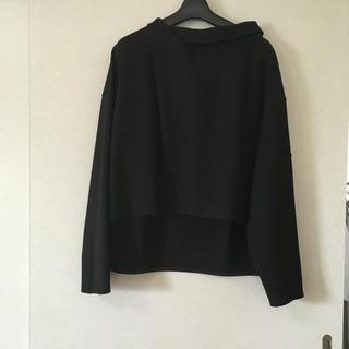 エンフォルド(ENFOLD)のENFOLD デザイントップス(Tシャツ/カットソー(七分/長袖))