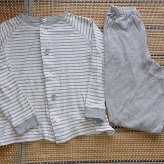 MUJI (無印良品) - 無印良品パジャマ120