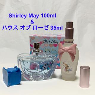 HOUSE OF ROSE - シャリーメイ 100ml ハウスオブローゼ オリジナル EDT 35ml 香水