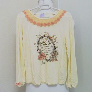 アクシーズファム(axes femme)のy106❤axes femme KIDS ドレスプルオーバー 130 新品❤(Tシャツ/カットソー)