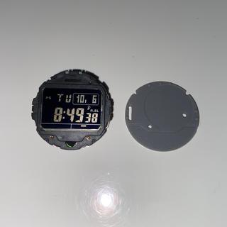 カシオ(CASIO)の内部時計と電池フィルム:GW-M5600BC-1jf用(腕時計(デジタル))