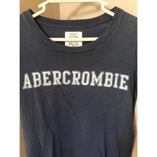 アバクロンビーアンドフィッチ(Abercrombie&Fitch)の【used】アバクロ Abercrombie & Fitch Tシャツ(Tシャツ(半袖/袖なし))