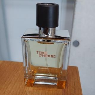 エルメス(Hermes)のTERRE D'HERMES エルメス テールドエルメスEDT 50ml(オード(香水(男性用))