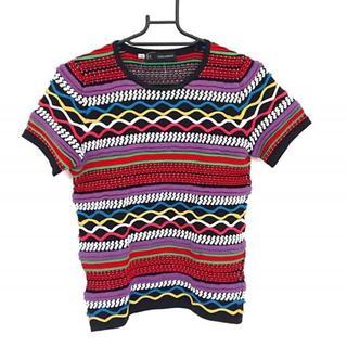 ディースクエアード(DSQUARED2)のディースクエアード 半袖セーター サイズM(ニット/セーター)