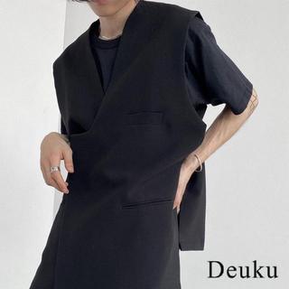 ハレ(HARE)の 韓国Deuku Vest 上下セット DES340 (セットアップ)