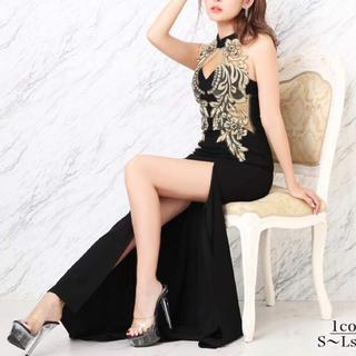 デイジーストア(dazzy store)のdazzy ゴージャス刺繍シースルータイトロングドレス(ロングドレス)