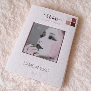 ヴィセ(VISEE)のVISEE 安室ちゃんコラボ アイシャドウ アイカラーパレット NA02(アイシャドウ)