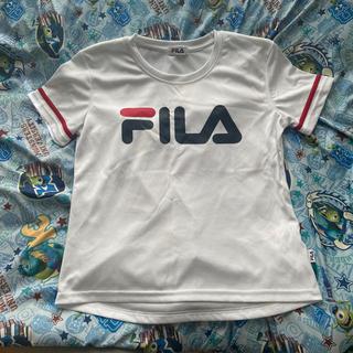 フィラ(FILA)のFILA シャツ(Tシャツ(半袖/袖なし))