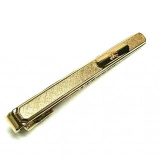 バーバリー(BURBERRY)のバーバリー ネクタイピン美品  - 金属素材(ネクタイピン)