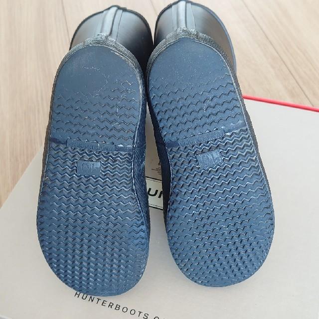 HUNTER(ハンター)のHUNTER レインブーツ  キッズ/ベビー/マタニティのキッズ靴/シューズ(15cm~)(長靴/レインシューズ)の商品写真