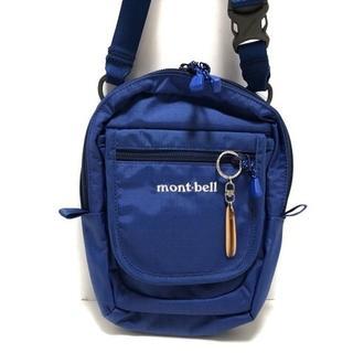 モンベル(mont bell)のモンベル ショルダーバッグ美品  -(ショルダーバッグ)