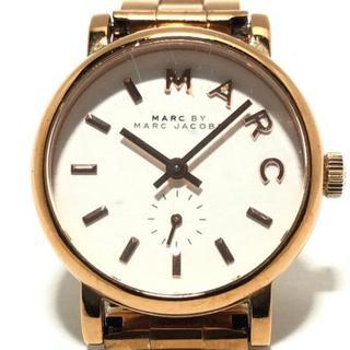 マークバイマークジェイコブス(MARC BY MARC JACOBS)のマークジェイコブス 腕時計 ベイカー ミニ(腕時計)