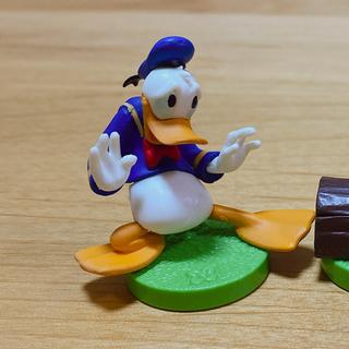 フルタセイカ(フルタ製菓)のチョコエッグ ドナルド フィギュア(キャラクターグッズ)