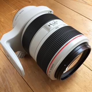 キヤノン(Canon)のCanon EF 70-300mm f/4-5.6L IS USM ♥三脚座付♥(レンズ(ズーム))