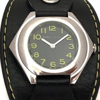 マークバイマークジェイコブス(MARC BY MARC JACOBS)のマークジェイコブス 腕時計美品  - MBM2017(腕時計)