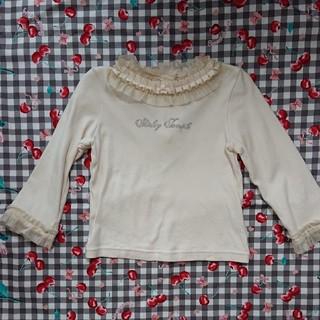 シャーリーテンプル(Shirley Temple)のシャーリーテンプル カットソー 100(Tシャツ/カットソー)