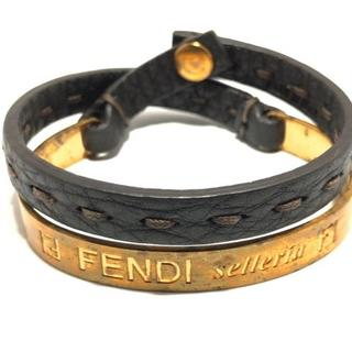フェンディ(FENDI)のFENDI(フェンディ) バングル セレリア(ブレスレット/バングル)