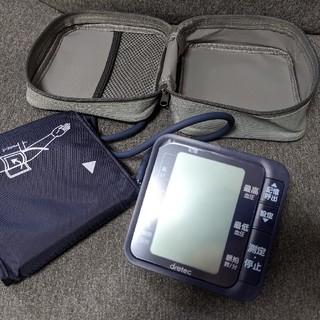 オムロン(OMRON)のドリテックDRETEC 上腕式血圧計 BM-200(体重計/体脂肪計)