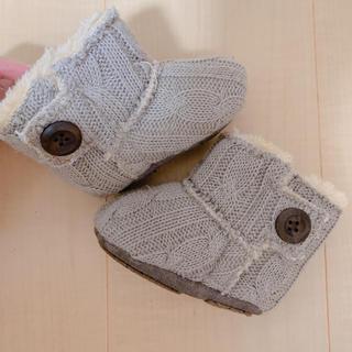 プティマイン(petit main)の11.5 ベビーシューズ(ブーツ)