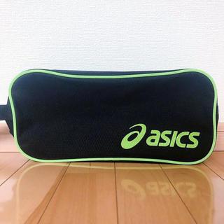 asics - 【送料無料】【美品】ASICS アシックス シューズケース