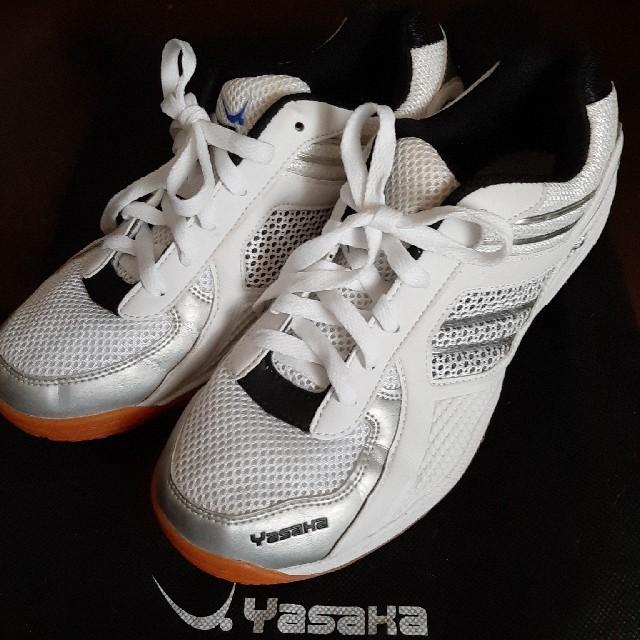 Yasaka(ヤサカ)のヤサカ 卓球シューズ 27cm スポーツ/アウトドアのスポーツ/アウトドア その他(卓球)の商品写真