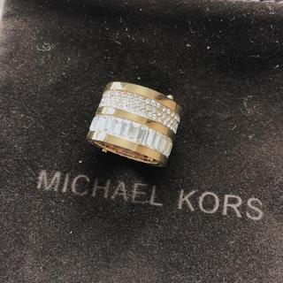 マイケルコース(Michael Kors)のmichael kors リング#9(リング(指輪))