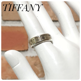 ティファニー(Tiffany & Co.)の★美品☆ ティファニー TIFFANY アトラス リング 10号 シルバー925(リング(指輪))