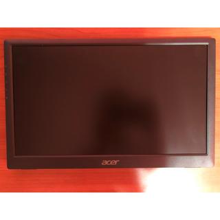 エイサー(Acer)のPM161Q(PC周辺機器)