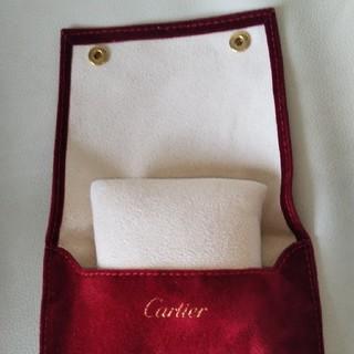 カルティエ(Cartier)のカルティエ アクセサリーポーチ(ポーチ)