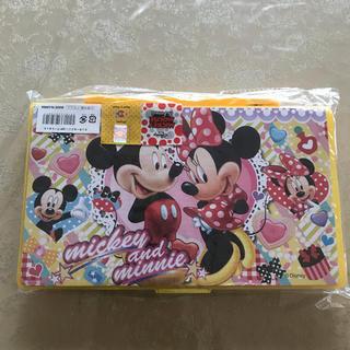 ディズニー(Disney)のディズニー ミッキー&ミニー 42P アートセット、ノート、ハンカチ(クレヨン/パステル)