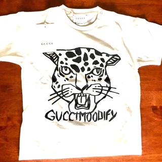グッチ(Gucci)のグッチチルドレン虎雄Tシャツ新品です。(Tシャツ/カットソー)
