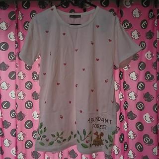 ラフ(rough)のTシャツ(Tシャツ(半袖/袖なし))