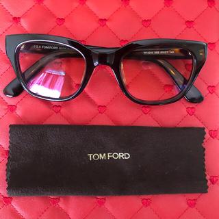 トムフォード(TOM FORD)のトムフォード 眼鏡(サングラス/メガネ)
