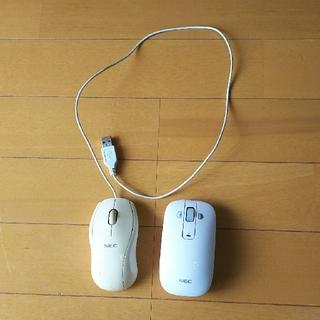 エヌイーシー(NEC)のマウス NEC(PC周辺機器)