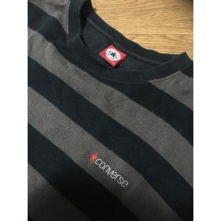 コンバース(CONVERSE)のコンバース オーバーサイズのロンT!(Tシャツ/カットソー(七分/長袖))