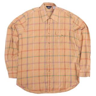 ウールリッチ(WOOLRICH)の80s ウールリッチ ネルシャツ Woolrich Flannel Shirt(シャツ)