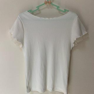 ヴィス(ViS)のvisカットソー(Tシャツ/カットソー(半袖/袖なし))