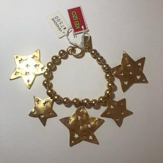 ケンゾー(KENZO)のKENZO スター ブレスレット 星 ケンゾー(ブレスレット/バングル)