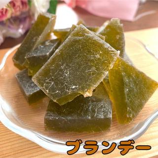 ブランデー 琥珀糖 (菓子/デザート)