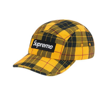 シュプリーム(Supreme)のSupreme / Washed Chino Twill Camp Cap(キャップ)